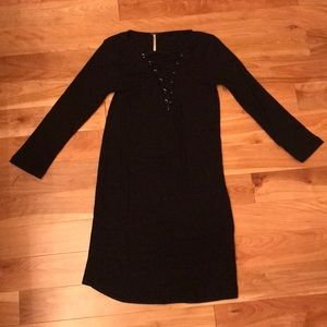 Long Sleeved and Stretchy LBD